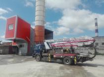 бетононасос 25м и завод
